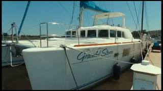 Graceful Storm is a Lagoon 440 owner's version