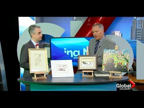 Rob Cowley Visits Global Morning to discuss Calgary Valuation Day (March 7th, 2016)