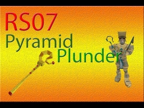 Runescape 2007 Pyramid Plunder Guide