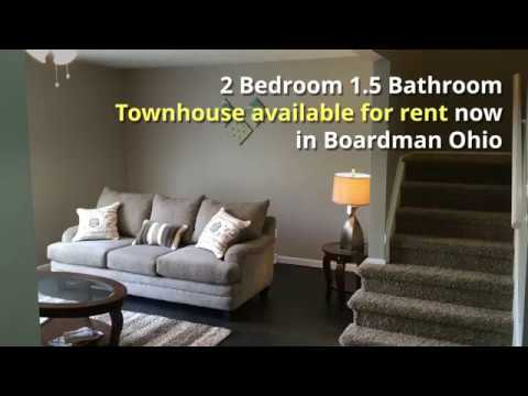 Luxury Townhouse Available in Boardman Oh
