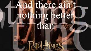 Watch Pistol Annies Loved By A Workin Man video