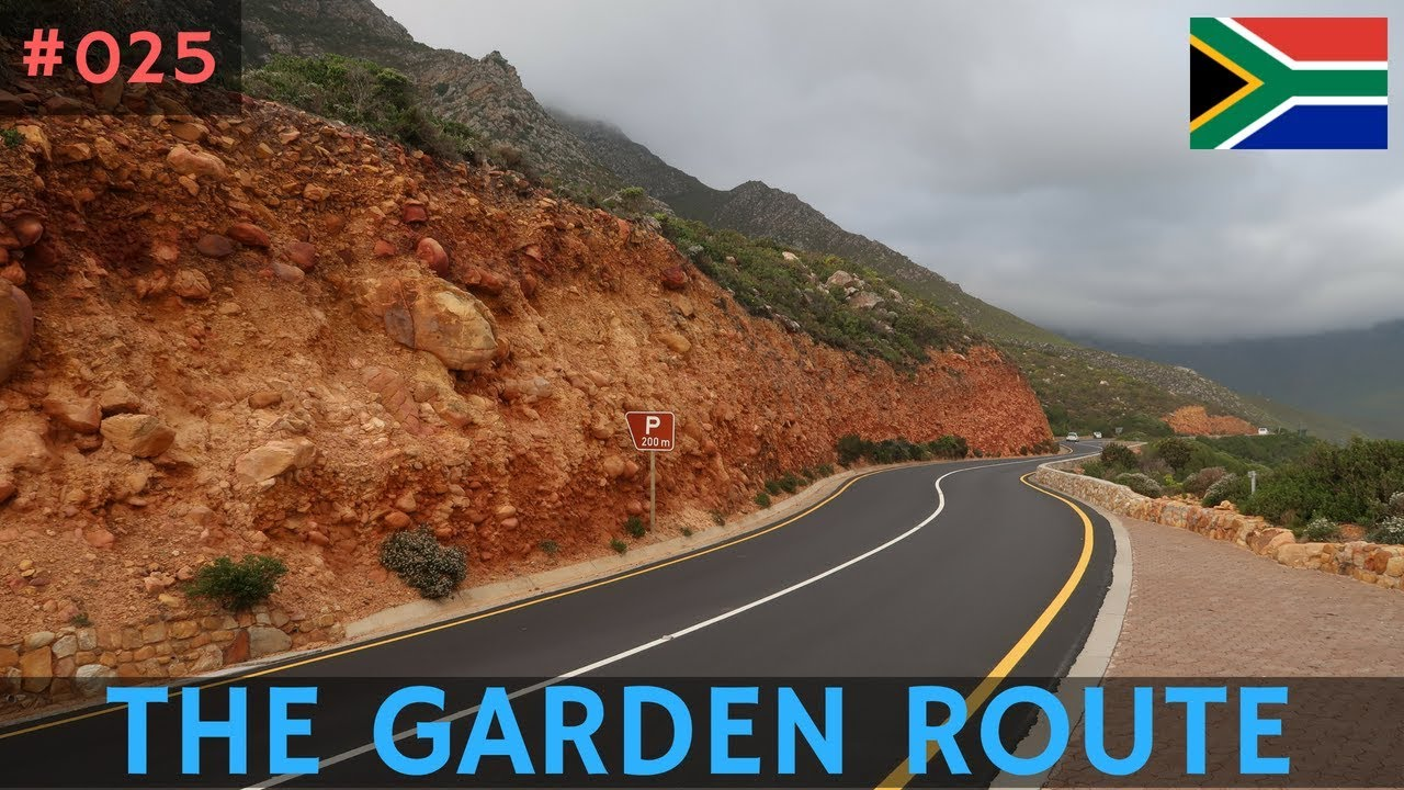 South Africa 2018: Day 04 - The Garden Route - YouTube