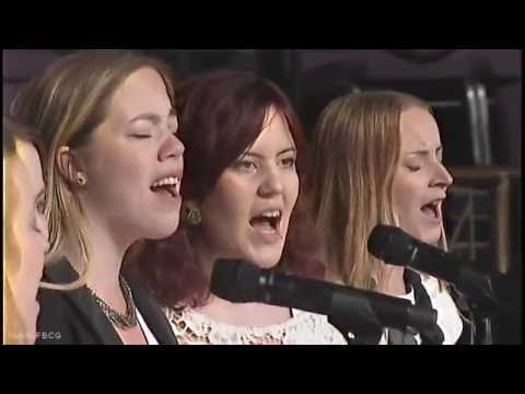 By Grace Choir from Stockholm Sweden blessed FBCG w/ Praise Break (amazing!)