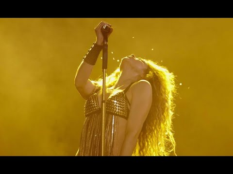 Shakira in Concert nos cinemas!