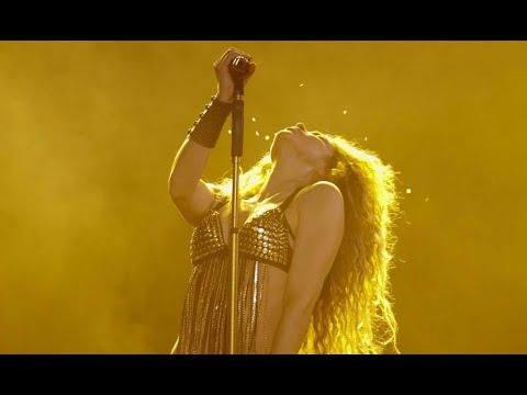 Shakira in Concert nos cinemas!