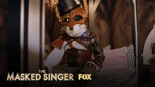 The Clues: Fox | Season 2 Ep. 7 | THE MASKED SINGER Video