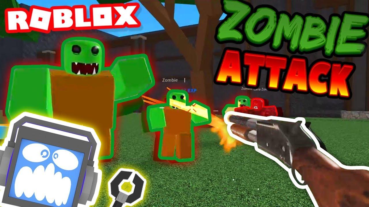 Zombie Attack - Roblox