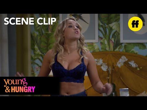 Young & Hungry | Season 4, Episode 2: Caught | FreeformKaynak: YouTube · Süre: 1 dakika32 saniye