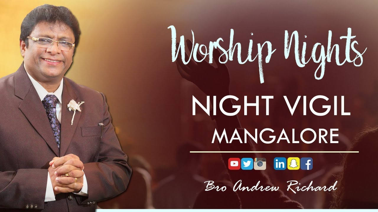 Grace Ministry Mangalore - Join the Night Vigil at Prayer Center on Sep 2, 2017