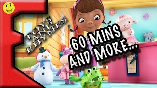 baby rhymes doc mcstuffins paw patrol hatchimals ryan toys review disney cars compilation