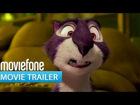 'The Nut Job' Trailer 3 | Moviefone