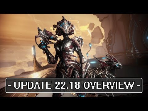 Warframe - Update 22.18 Overview - Khora & Sanctuary Onslaught