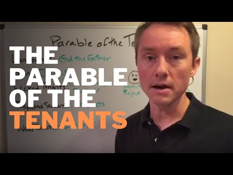 The Parable Of The Tenants Reflection