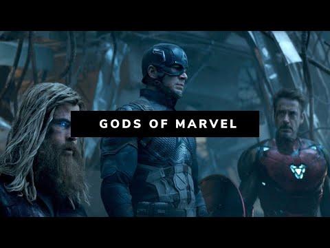 Gods Of Marvel   Legends Never Die