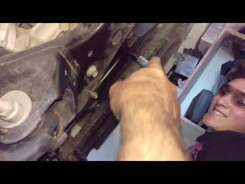 Part 2 Of 07 Toyota Tundra 5.7L IForce Rear Main Seal Disassembly And Install