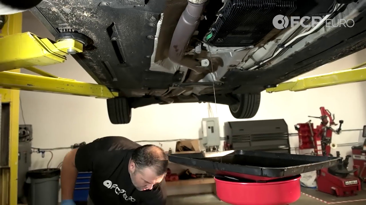 Bmw 8hp Transmission Fluid Change In Just 4 Minutes  Fcp Euro 04:06 HD
