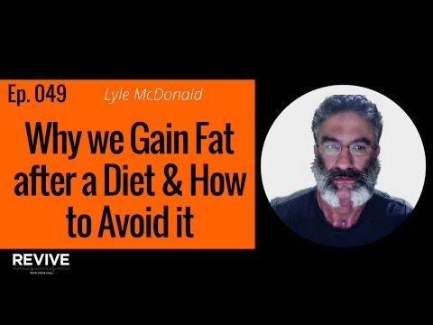 049: Lyle McDonald - Avoiding Fat Re-Gain After a Diet