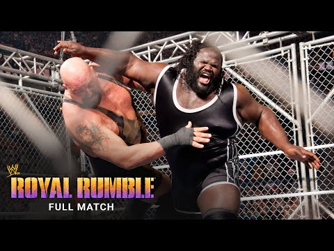 FULL MATCH - Bryan vs. Show vs. Henry - World Heavyweight Title Steel Cage Match: Royal Rumble 2012