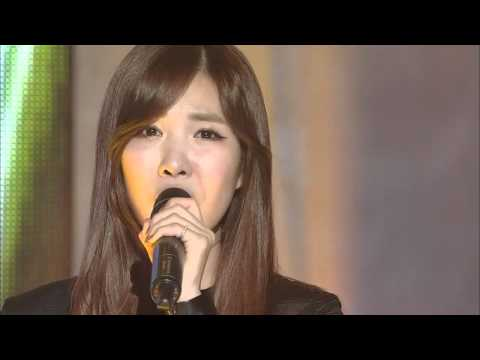 111028 Davichi-Love Oh Love @MTV THe Show