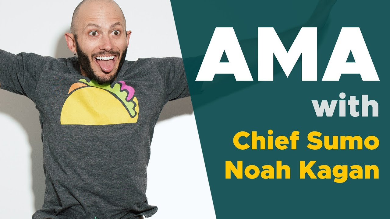 TikTok, Giveaways, Marketing Tools, and Quitting: AMA with Noah Kagan
