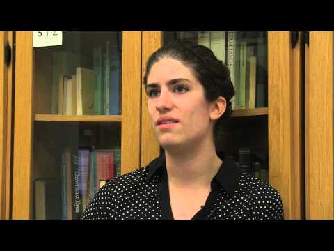 The Graduate Center, CUNY | Philosophy Department | Katherine Tullmann interview