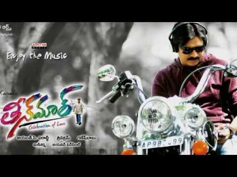 Pawan kalyan Teenmaar movie bgm HD Audio  by Vishnu Siddhu