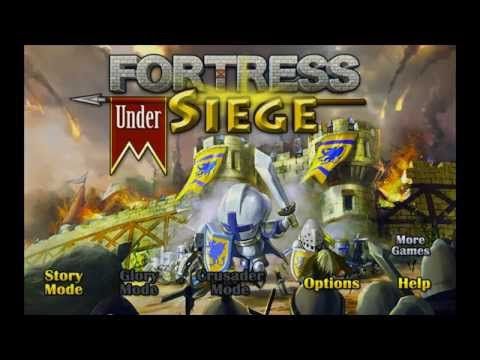 Fortress Under Siege HD - HD Android Gameplay - Tower Defense Games - Full HD Video (1080p)