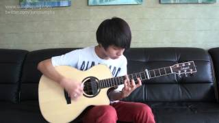 taylor swift safe and sound sungha jung