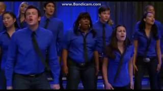Glee - Somebody To Love Full Performance