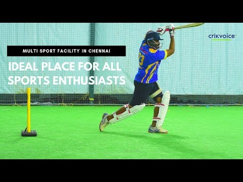 Best multi facility sports arena in Chennai | Throttle Sport Zone