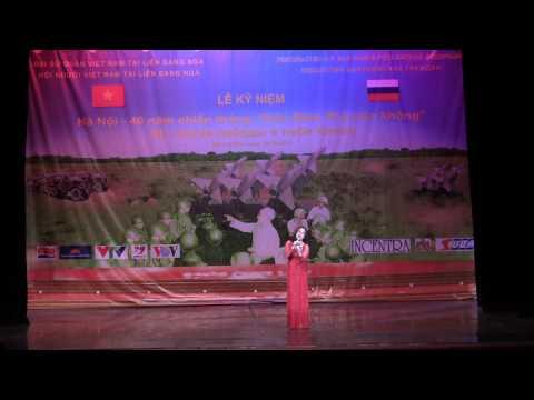 24 - Bài ca thống nhất - Ca sỹ Trâm Oanh
