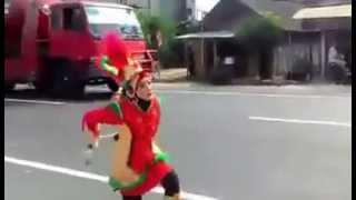 Aksi Mayoret Marching Band Tuban