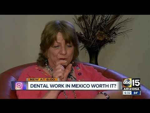 What you need to know before you go to Mexico for dental care