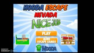 Hooda Escape Nevada Walkthrough: