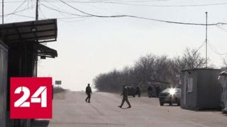 В Донбассе надеются, что после выборов на Украине война все-таки прекратится - Россия 24