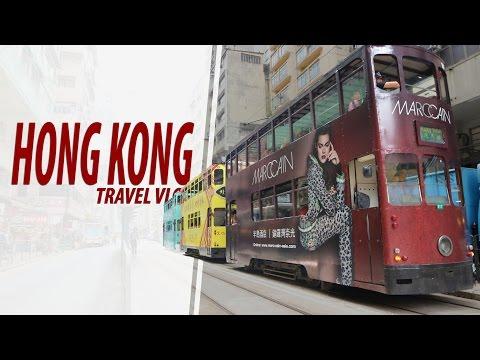 PERTAMA KALI ke HONG KONG | Travel Vlog #8