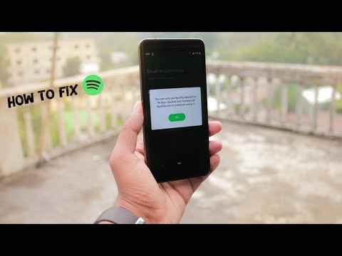 ✌️How To Fix You Can Only Use Spotify Abroad For 14 Days