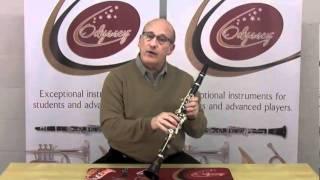 Odyssey Premiere OCL500 Bb Clarinet