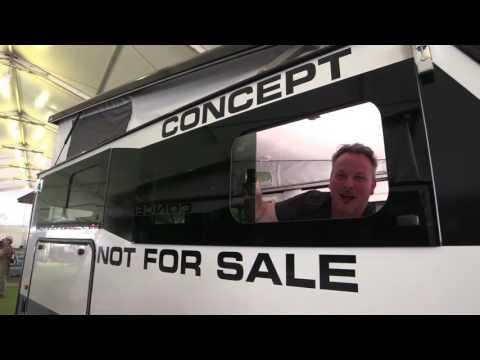 Macca Explores the Perth Caravan and Camping Show