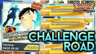 🔴CHALLENGE ROAD en DIRECTO - Captain Tsubasa: Dream Team