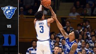 Georgia State vs. Duke Men's Basketball Highlight (2019-20)