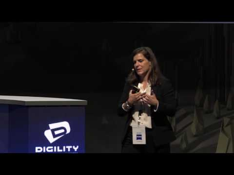 DIGILITY 2016: Katja Kober (AbbVie GmbH & Co KG) Diving into the human skin
