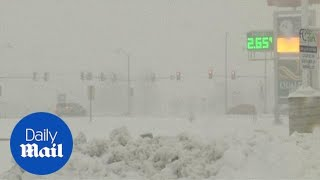Massive snow storm expected to hit Missouri and parts of east coast