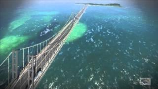 Анимация моста