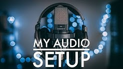 How to get pro sounding audio in your video | My audio setup