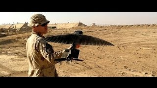 Mini UAV Maveric - tube launched