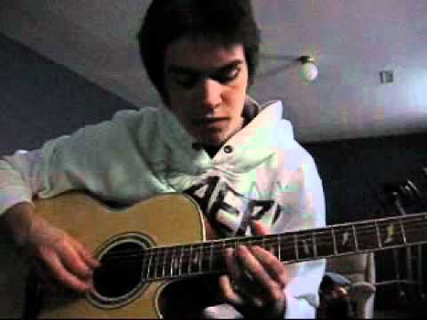 avenged sevenfold sidewinder acoustic outro solo cover youtube. Black Bedroom Furniture Sets. Home Design Ideas