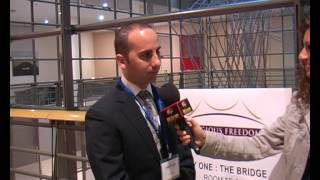 WCA President mr. J. Messo interviewed at Religious Freedom Conference -- 15 - 18 November 2011
