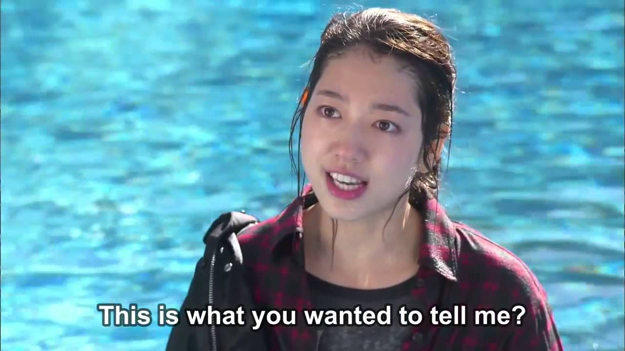Download The Heirs Pool scene best scene ever Eng Sub