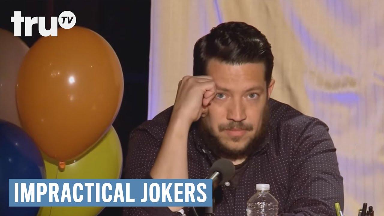 youtube impractical jokers bingo